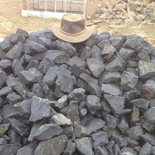 100-300mm Rock Bulk Landscape Supplied Brisbane