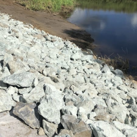 Large Green Stone Suppliers Brisbane - Green Boulders Commercial Landscape Suppliers