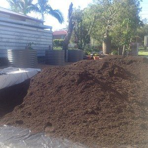 Budget Organic Soil - Brisbane Bulk Landscape Supply
