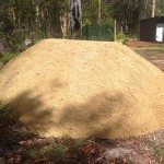 Coarse Sand AES Approved - Bulk Landscaping Suppliers Brisbane