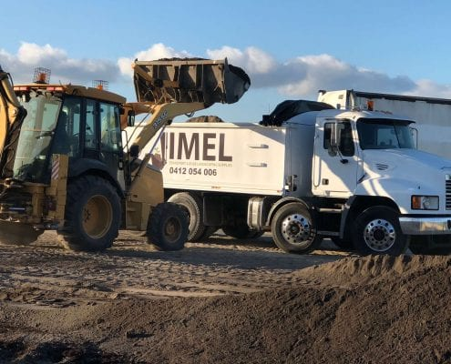 Bulk Landscaping Supplies Delivery - Jimel Transport for all your Landscape Supplies