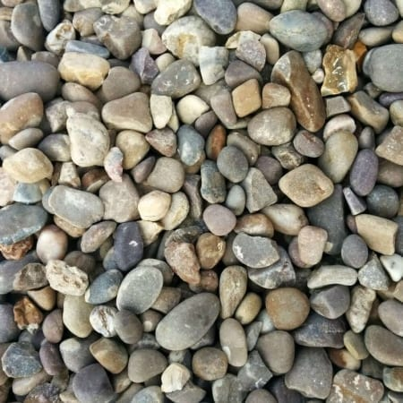 River Stone 20mm-40mm - Bulk Landscape Suppliers Brisbane