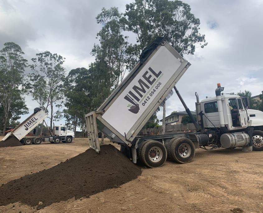 Truck Hire Brisbane - Jimel Transport