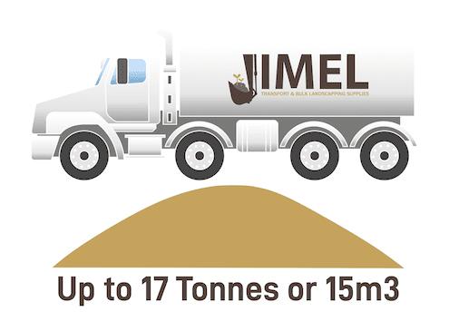 Bulk Landscaping Deliveries - Jimel Transport