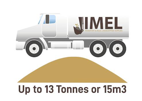 Jimel Transport Landscaping Product Deliveries - Bulk Landscape Supplies Brisbane