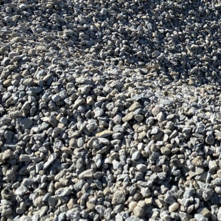 Recycled Concrete 20mm Aggregate Brisbane - Bulk Landscape Suppliers Brisbane
