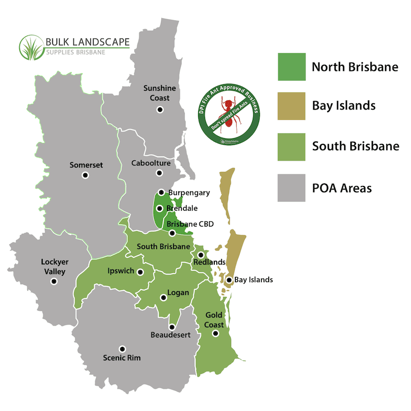 Pricelist Landscape Products Brisbane - DPI Fire Ant Approved